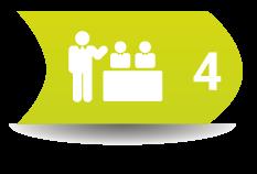 Institute für Plegepersonal-Management - Bewerber Schritt 4